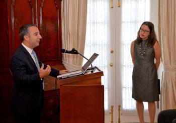 Reunión del Consejo Asesor de Seguridad en el Extranjero (OSAC) en Montevideo