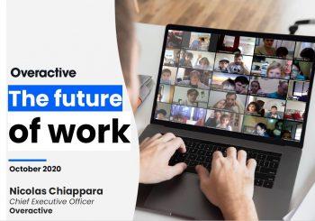 """Presentación """"Nuevo Entorno de Trabajo y las Oficinas del Futuro"""""""